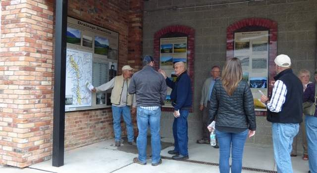 Agriculture in Boundary County Exhibit Dedicated
