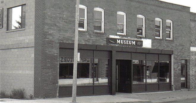 Megquier-Houck Museum Building