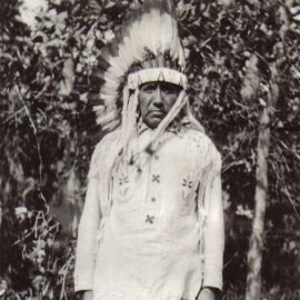 Chief Narcisse Isadore