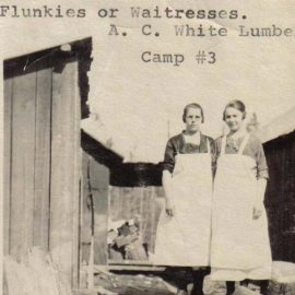 A. C. White Lumber's Flunkies