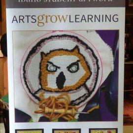 Arts Grow Learning Traveling Art Exhibit