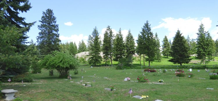 Copeland Cemetery walking tour