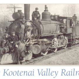 The Kootenai Valley Railroad