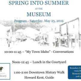 """""""Spring Into Summer"""" with the Museum"""