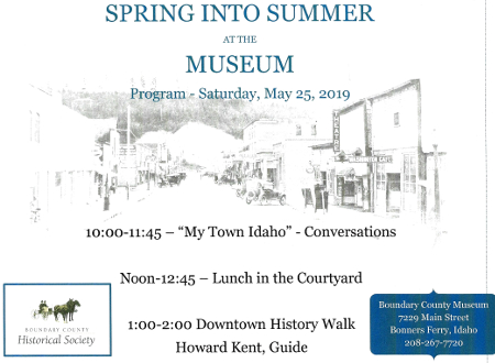 """Spring Into Summer"" with the Museum"