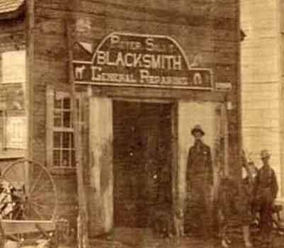 Bonners Ferry Blacksmiths