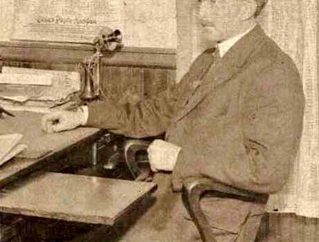 1933 Bonners Ferry Mayoral Radio Address