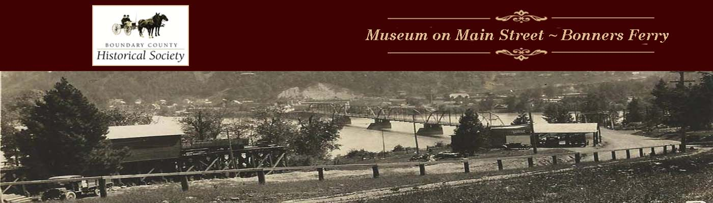 Boundary County Historical Society & Museum
