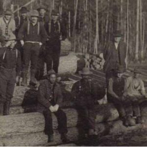 Logging in Boundary County