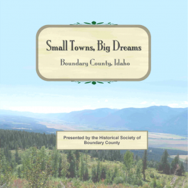 Museum releasing book all about Boundary County